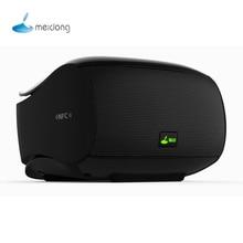 100% D'origine Mini Portable NFC Bluetooth Haut-parleurs avec Forte Basse Écran Tactile Soutien TF Carte pour les Téléphones Intelligents et Les Ordinateurs