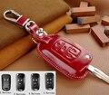 Кожа ключевые чехол ключевые сумка / держатель для Chevrolet Chevy Cruze AVEO парус TRAX малибу CAPTIVA Opel Mokka и т . д . авто аксессуары