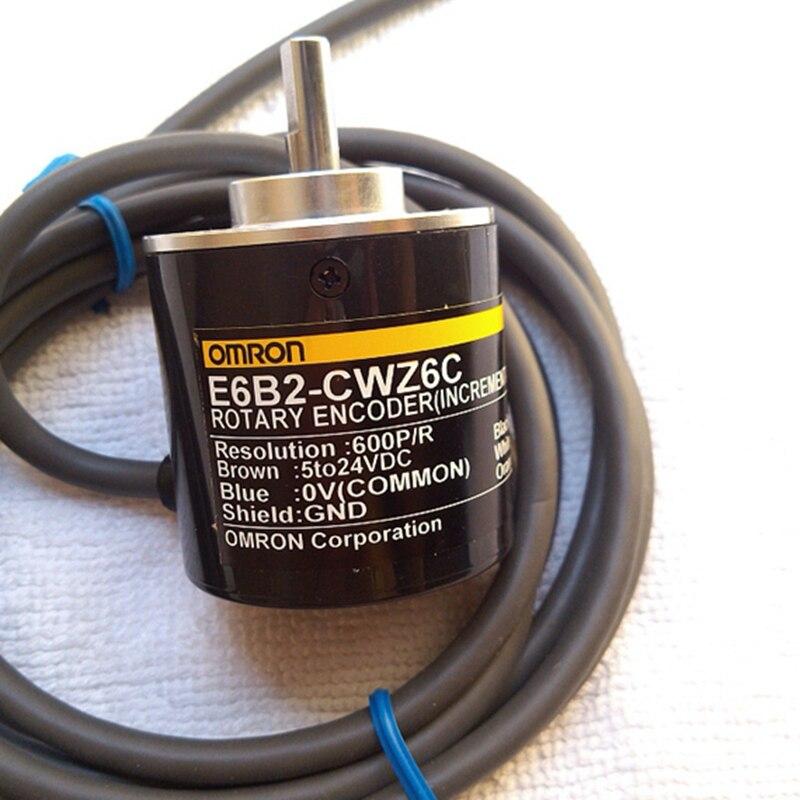 E6B2CWZ6C OMRON Rotary Encoder E6B2-CWZ6C 2500 2000 1800 1024 1000 600 500 400 360 200 100 60 40 30 20P/R 5-24v запонка arcadio rossi запонки со смолой 2 b 1026 20 e