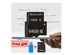 Carte mémoire Micro SD de classe 10, carte TF de 64 go 32 go 16 go 8 go 4 go, mémoire Flash pour téléphone, vente en gros