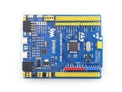 Waveshare STM32 NUCLEO XNUCLEO-F103RB STM32 STM32F103RBT6 rozwój pokładzie kompatybilny z oryginalnym NUCLEO-F103RB
