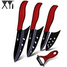 XYj керамический кухонный нож для приготовления пищи, аксессуары, нож для нарезки овощей+ Овощечистка, кухонные ножи, инструменты для приготовления пищи, аксессуары