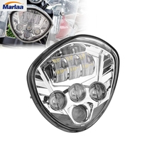 Victory Motorcycles LED Headlight with DRL High & Low Beam for Victory Cross Country