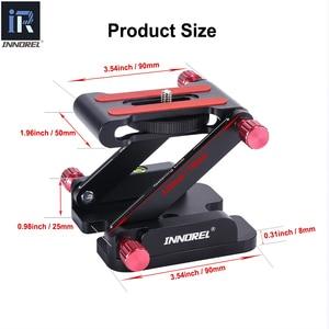 Image 4 - INNOREL ZH7 แบบพกพา Z Type กล้องพับขาตั้งกล้องแพนเอียง dslr rail และเดสก์ท็อป