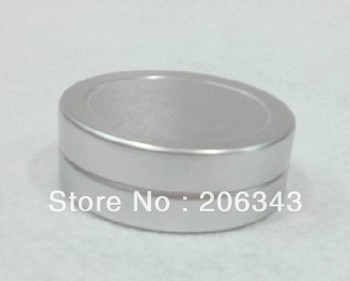 25g aluminum cream bottle,cosmetic container,eyeshadow container,power container,cream jar,Cosmetic Jar,Cosmetic Packaging