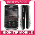 Unlocked Original BlackBerry 8900 Cell Phone WIFI Bluetooth 3.15MP Free Shipping Refurbished phone 1 Year warranty