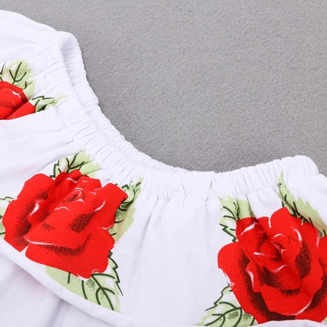 Nouvelles Filles De Mode Costume D'été Mot Épaule T-shirt et Sequin Denim Shorts 2 pcs/ensemble rose Chemise Enfants de Vêtements Ensemble TZ529 4