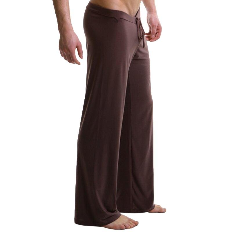 Prix pour Hommes de Yoga Pantalon Grande Taille Pantalon Hommes Modal Défaites Lâche Pantalon Entraînement Sportif de Course Pantalon Extender Homme W0