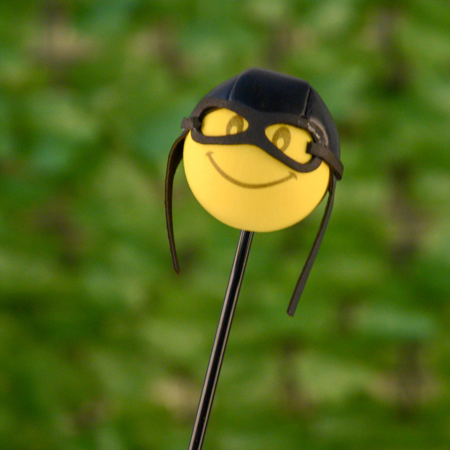 happy balls antenna toppers