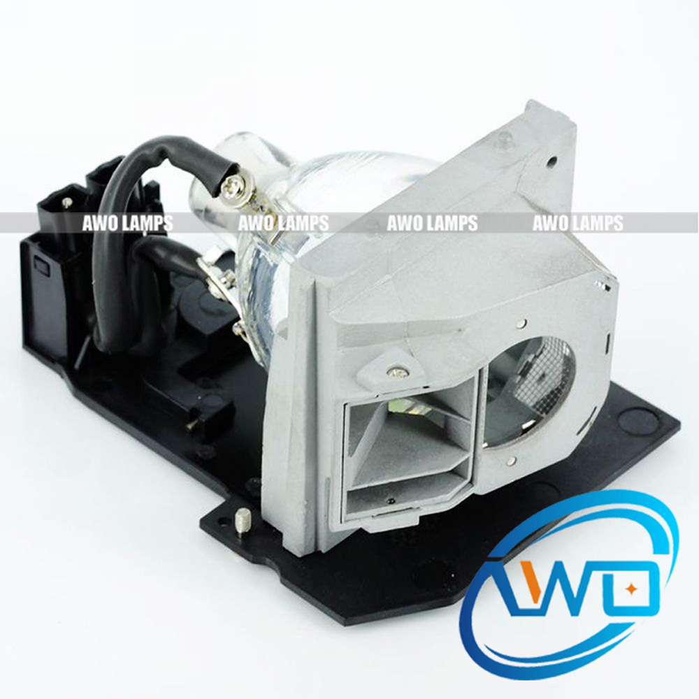 AWO Quality Replacement Projector Lamp BL-FU300A with Housing for SP.8BH01GC01  DP7290 EP1080 TX1080 VE810 awo high quality projector lamp sp lamp 078 replacement for nfocus in3124 in3126 in3128hd