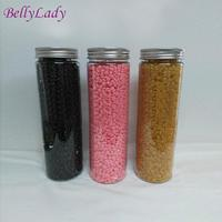 BellyLady Beauty Hair Removal Hard Wax Beans Granules Hot Film Wax Bead 400g For Face Underarms