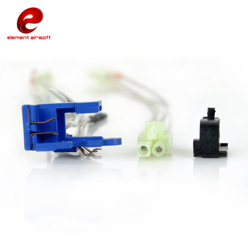 ELEMENT Rear wiring LARGE CAPACITY SWITCH ASSEMBLY for Ver.2 Gearbox Airsoft AEG