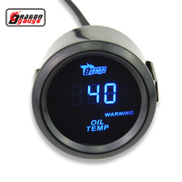2 Inch 52mm Digital LED Oil Temperature Gauge Auto Gauge