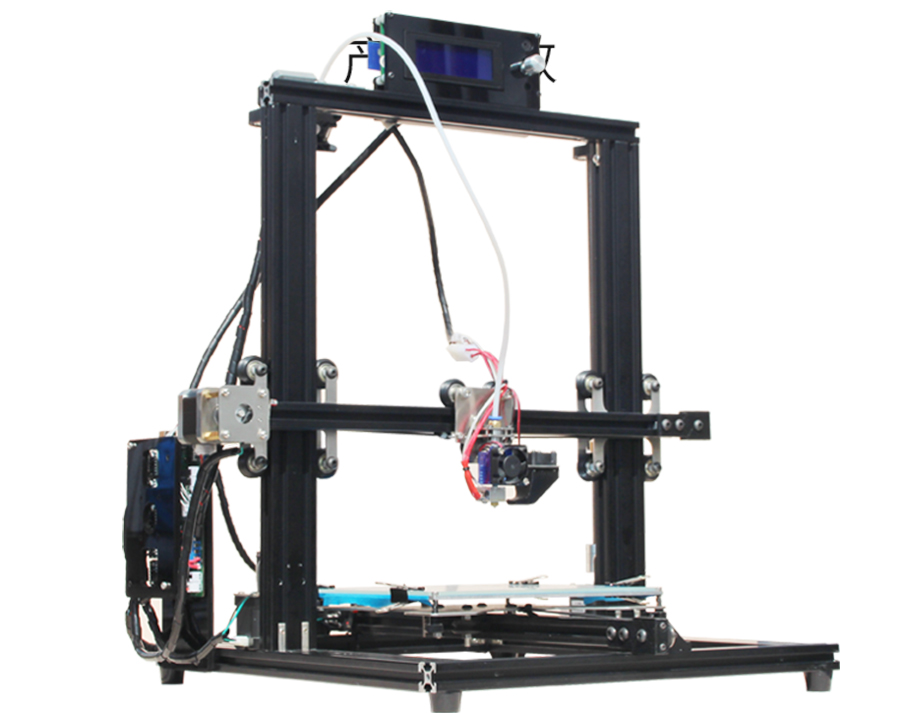 Newest Dual Pursa I3 High precision industrial grade impresora 3d printer DIY Kit Aluminium Metal frame T20 with Laser engraving 2017 newest tevo tarantula 3d printer impresora 3d diy impressora 3d with filament micro sd card titan extruder i3 3d printer