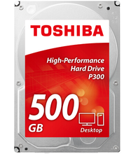 Toshiba HDD 500GB Desktop 3 5 Inch SATA 6Gb s 7200rpm Internal Hard Drive HDD 500GB