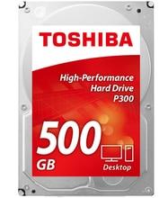 Toshiba HDD 500GB Desktop 3 5 Inch SATA 6Gb s 7200rpm font b Internal b font