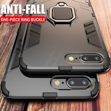 H&A Armor Phone Case For iPhone X XR XS Max Plus Heavy Anti-knock Cover For iPhone 7 6 6s 8 Plus Protective Cases With Holder(China)