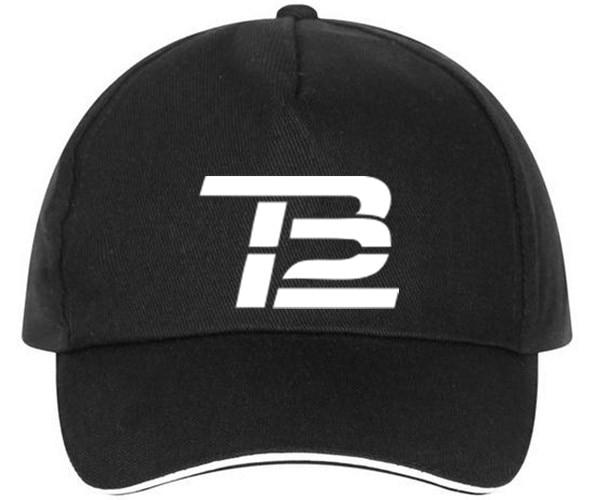 Prix pour XQXON-casquettes de Baseball Tom Brady TB12 imprimer hommes femmes chapeau HH17