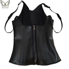 corset steampunk latex corset waist corsets Female gothic lingerie Bustiers Corsage burlesque latex waist trainer