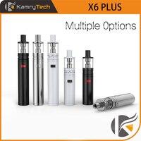 Thuốc Lá điện tử Vape Bút CÁI TÔI E Hookah Vaporizer Kamry X6 cộng với Kit Thuốc Lá Mech Mod E Cigarette VS iJust S X1091