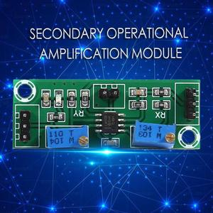 Image 5 - LM358 Weak Signal Amplifier Voltage Amplifier Secondary Operational Module Support Dropshipping