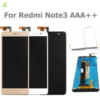 AAA Touch Screen Glass And LCD Display Digitizer Assembly For Xiaomi Redmi Note3 Smart Phone Black