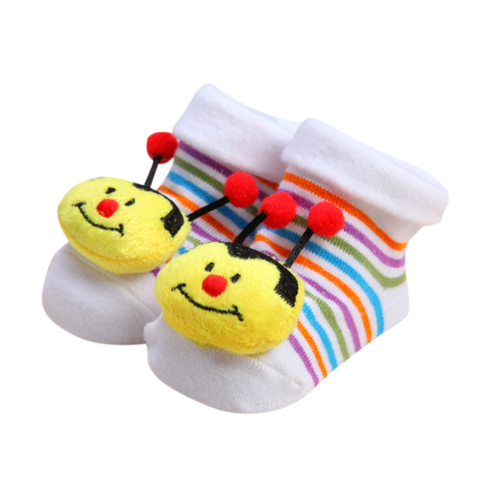 ARLONEET Slipper Shoes Newborn Baby-Girls-Boys Cotton Cartoon Boots Fashion Warm And