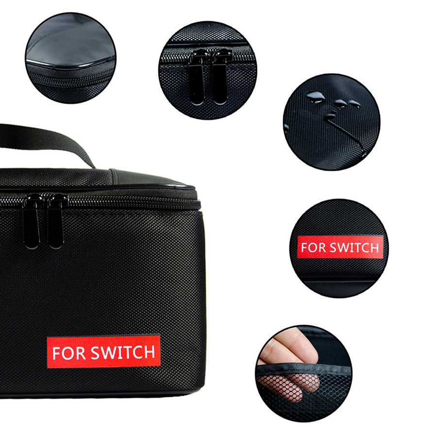 Nintend Switch NS Accessories Storage Protective Bag Comfort Hand Holder Grips for Nintendo Switch 1