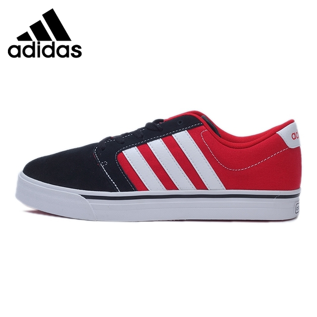 Original New Arrival 2017 Adidas Cloudfoam Super Skate Men's Tennis Shoes  Sneakers