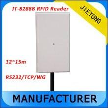 Tcp/ip Считыватель rfid uhf пассивный 12 15m + считыватель карт