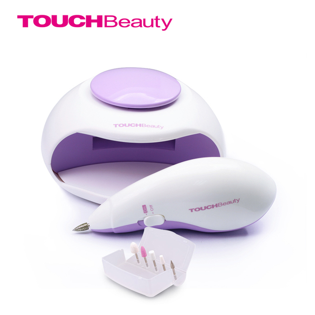 TOUCHBeauty Nail Dryer Manicure & Pedicure Nails Professional Sets ...