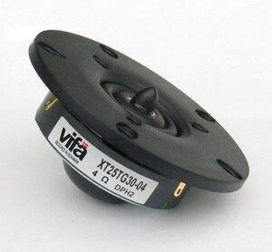 Image 1 - 2 قطعة الأصلي Vifa XT25TG30 04 قبة مكبر الصوت زوج 4 أوم 100 واط Dia104mm زوج السعر