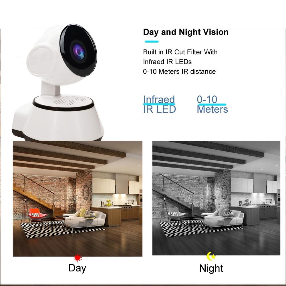 Hot Sale] WOFEA Home Security IP Camera Wireless Smart WiFi