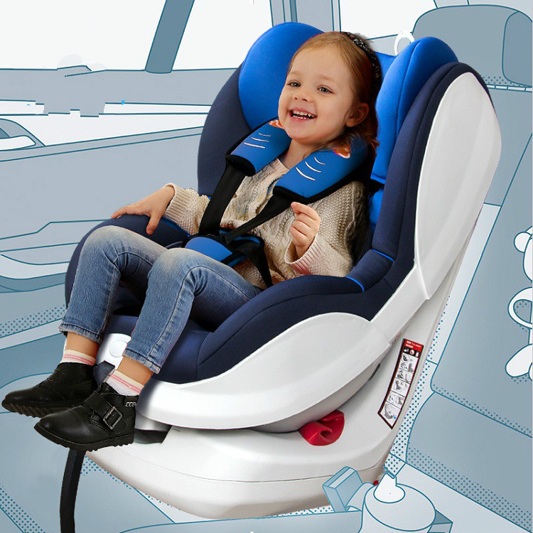 shock absorbing child kids safety seat can sit lying adjustable secure baby car seat thicken cushion