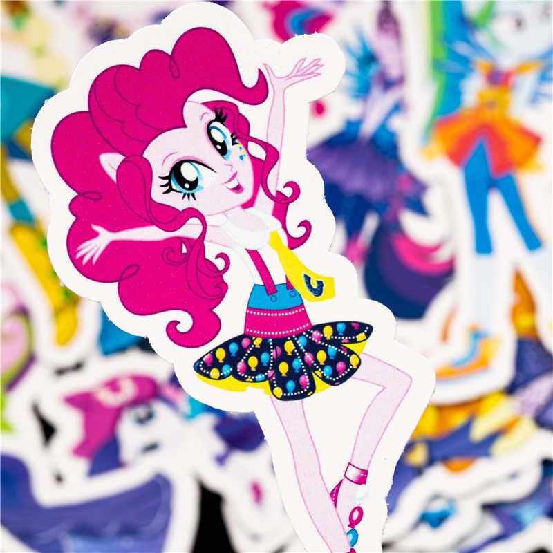 31 шт. наклейка с милым рисунком набор для детей Дорожный Чехол велосипедный холодильник ноутбук детская игрушка аниме-наклейки