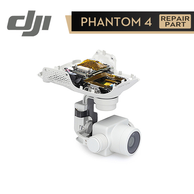цена на DJI Phantom 4 Pro / Phantom4 Adv Gimbal Camera for Phantom4 Professonal Advanced Parts Original Accessories