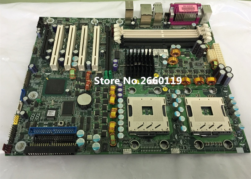 Server mainboard for XW6200 350447-001 359875-002 359875-004 motherboard Fully tested