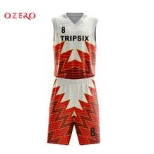 e0f28e36ed7 basketball jersey maker create your own basketball uniform custom  basketball uniforms design online(China)