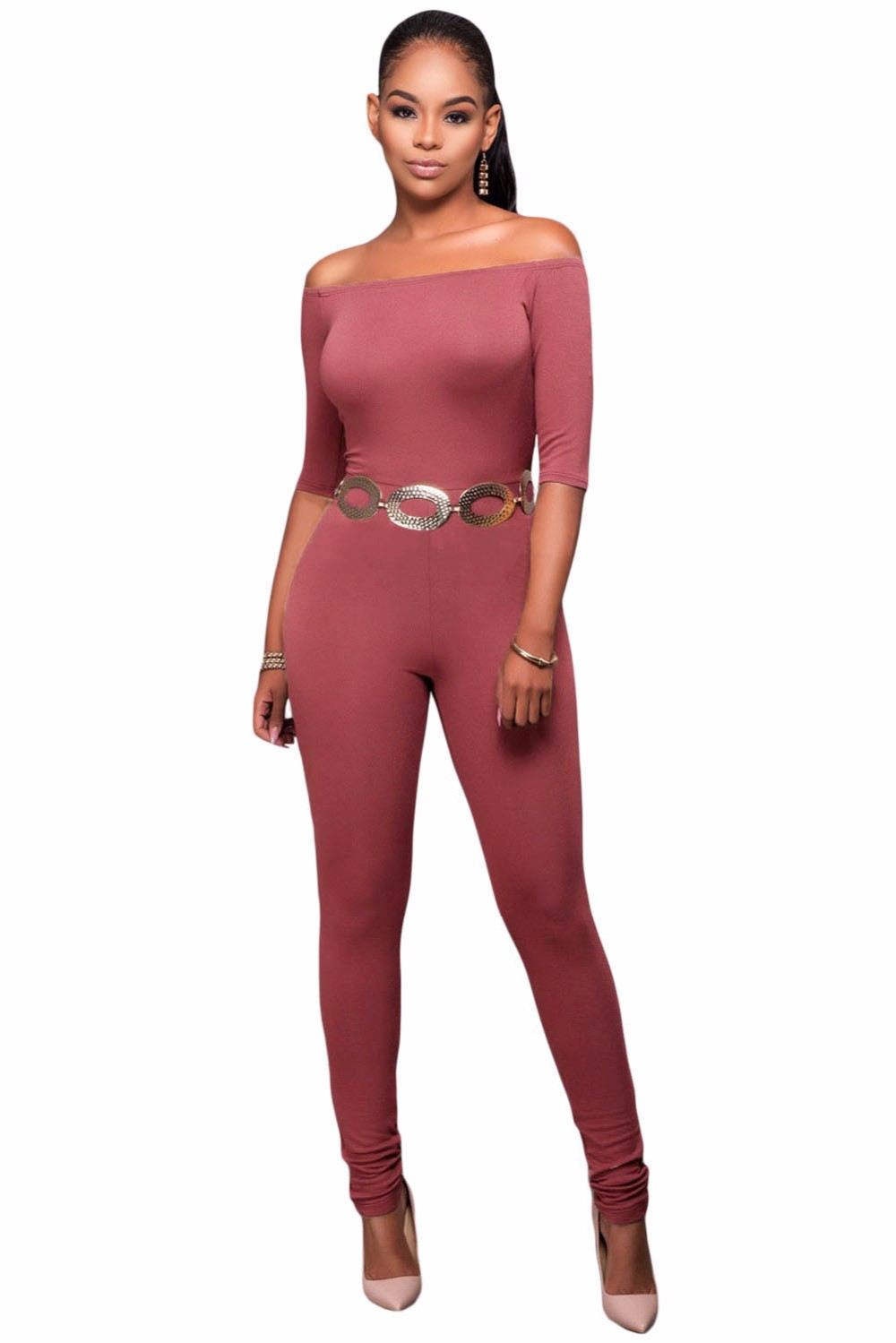 Rosy-Bardot-Neckline-Fashion-Jumpsuit-LC64193-6-2