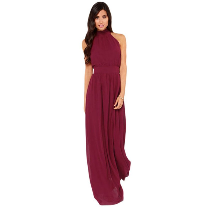 Jersey cotton maxi dresses