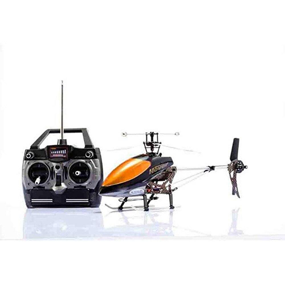 Double cheval 9100 3.5CH simple lame grand hélicoptère télécommandé RC avec gyroscope RTF pour vol en plein air