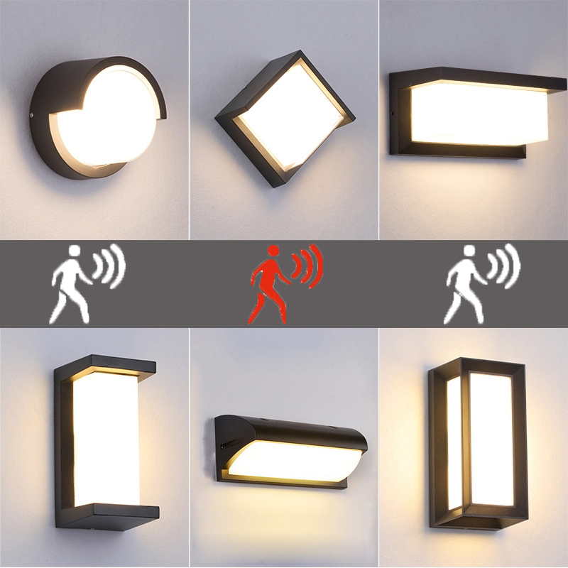 Motion Sensor Outdoor Ceiling Light