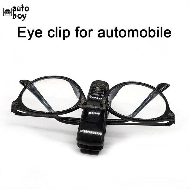 משקפיים מכונית מסגרת משקפיים מחזיק רכב משקפיים מקרה משקפי שמש מחזיק לרכב עבור פורד פוקוס עבור Kia Forte משקפיים עבור sight