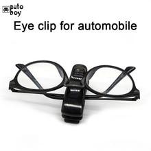 Vidros do carro Óculos de Armação Vidros Do Carro Titular Caso Suporte Para Óculos de sol Óculos de Carro Para Ford Focus Para Kia Forte Para vista