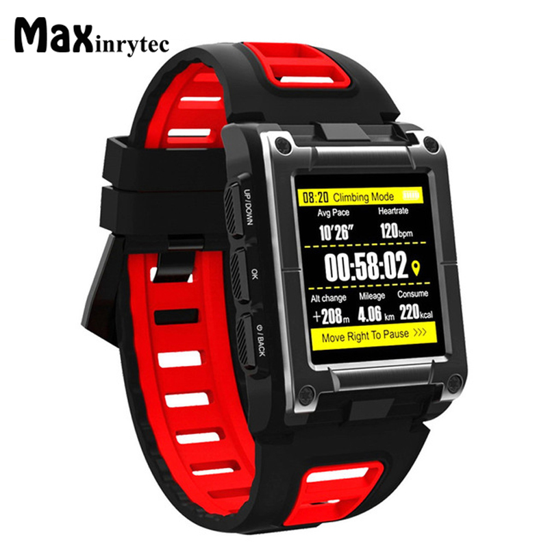 Maxinrytec S29 GPS Sport IP68 Waterproof Swimming Smart Watch Heart Rate Monitor Thermometer Altimeter Color Screen Smartwatch szmdc s929 gps sport ip68 waterproof swimming smart watch heart rate monitor thermometer altimeter color screen smartwatch
