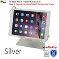 Universal tablet stand quiosque montar no desktop 8 to10.1 polegadas para samsung tab lenovo tablet pc stand de exibição de segurança tablet stand