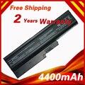 6 celdas de batería para portátil lenovo thinkpad r60 r60e r61 r61e R61i T60 T60p T61 T61p R500 0Y6799 42T5233 92P1137 92P1138 42T4504