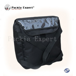 36*36*18cm  bag for 8-13inch  Pizza thermal insulation  Food delivery bag pizza delivery bag-black color Take out food