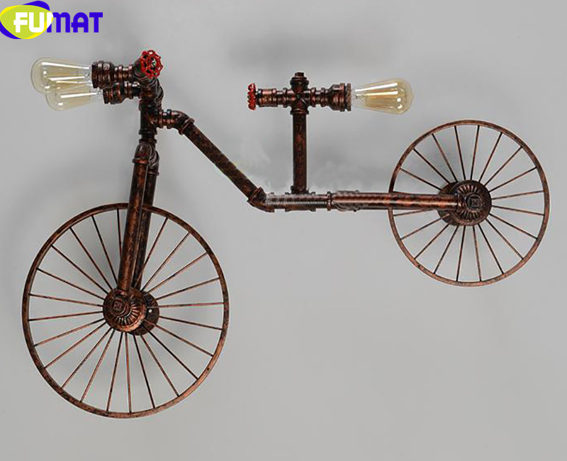Bicycle Wall Lamps 15