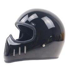Поплавок и велосипед Чоппер шлем Ретро Стиль Японский TT CO шлем Профессиональный ручной мотоциклетный шлем